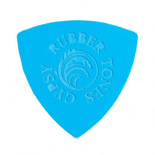 Rubber Tones Gypsy Blue Silicone 1 Pick